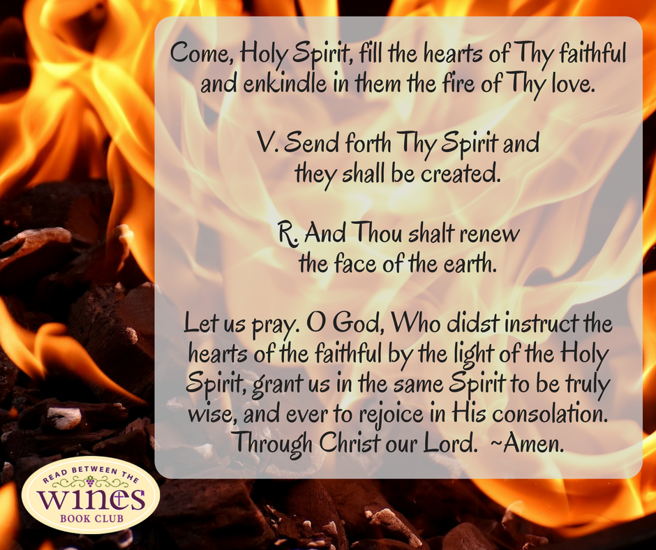 come-holy-spirit – WINE