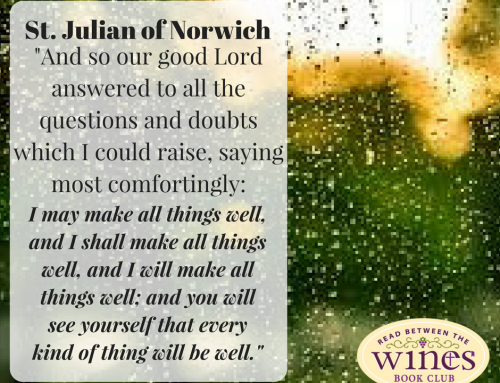 Saint Showcase:  St. Julian of Norwich