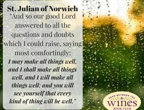 Saint Showcase:  St. Julian of Norwich