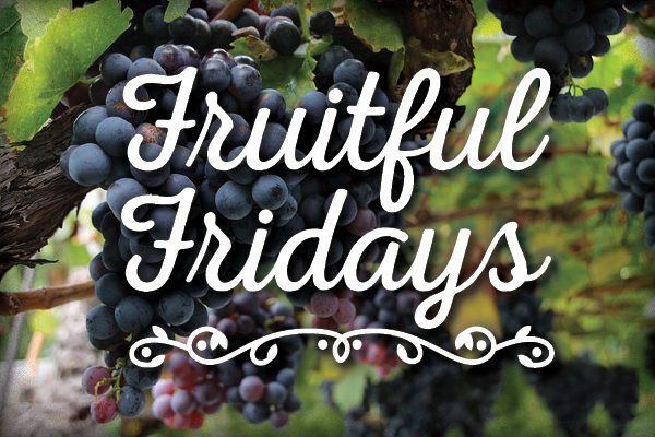 Fruitful Fridays WINE Blog #FinestWINE
