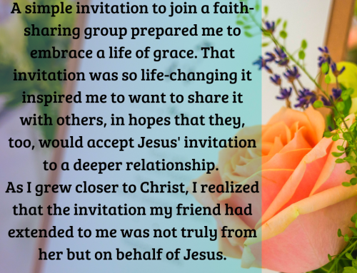Invitations that Change our Lives (Chapter One) The Gift of Invitation