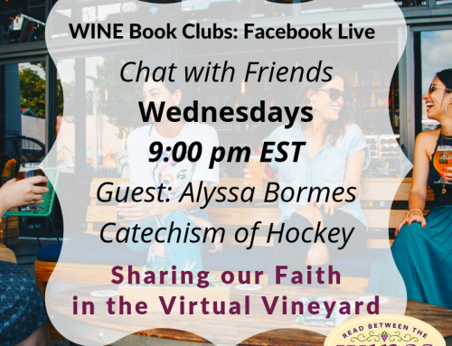 Catechism of Hockey Discussion with Author, Alyssa Bormes (Week Six)