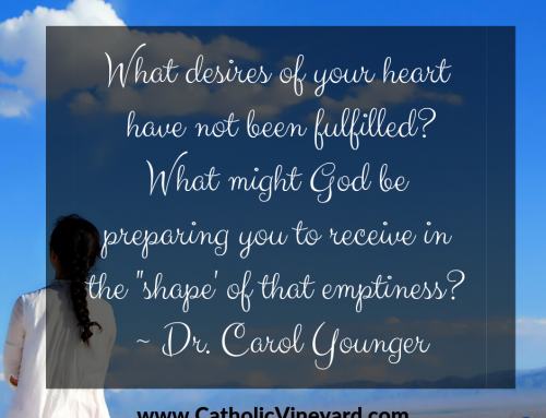 Lent Day 14: Contemplating the Desires of Your Heart