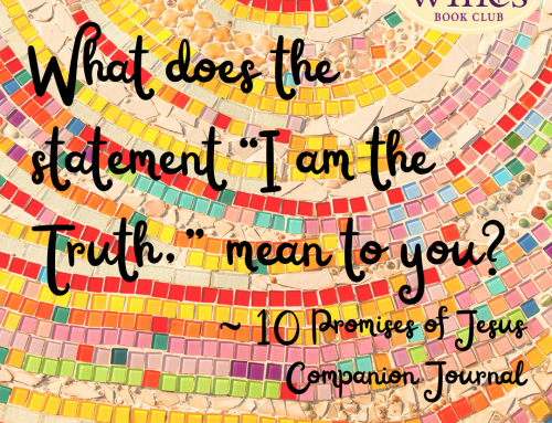 Day Ten – 10 Promises of Jesus