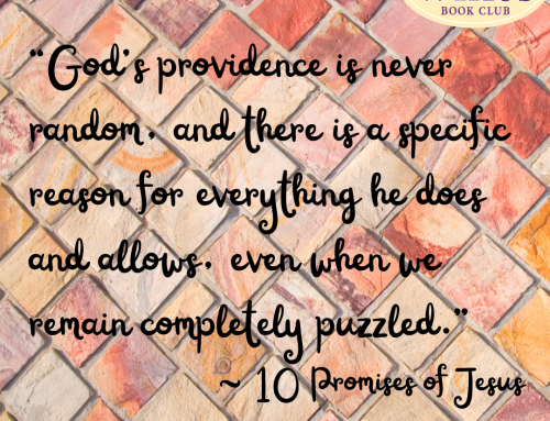 Day Nine – 10 Promises of Jesus
