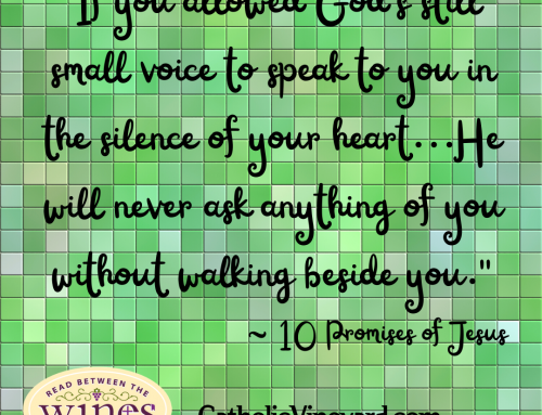 Day Forty-Two — 10 Promises of Jesus