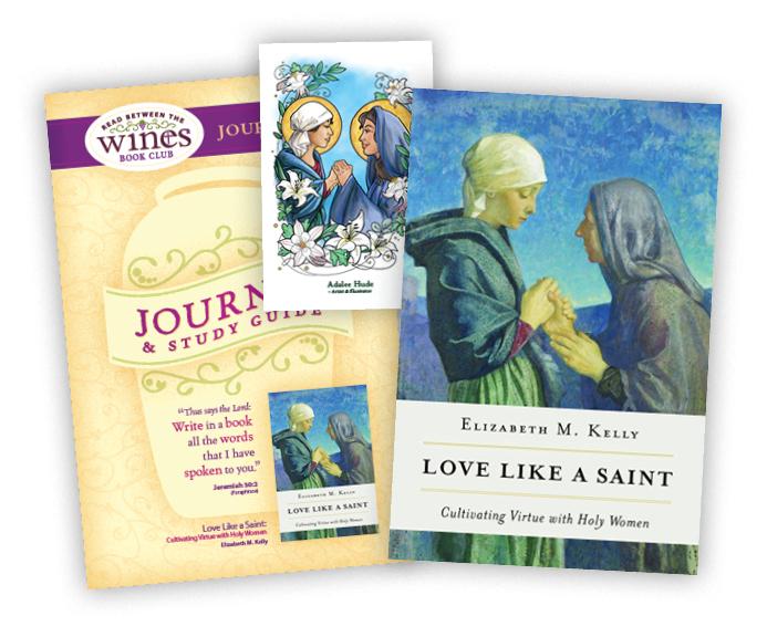 Love Like a Saint Summer Book Club