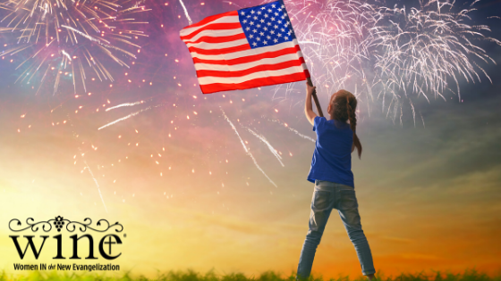 July 4th Military Mom Patriotism Called By Name Devotional