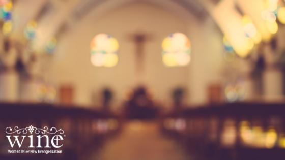 Women in the New Evangelization Catholic Mass Eucharist